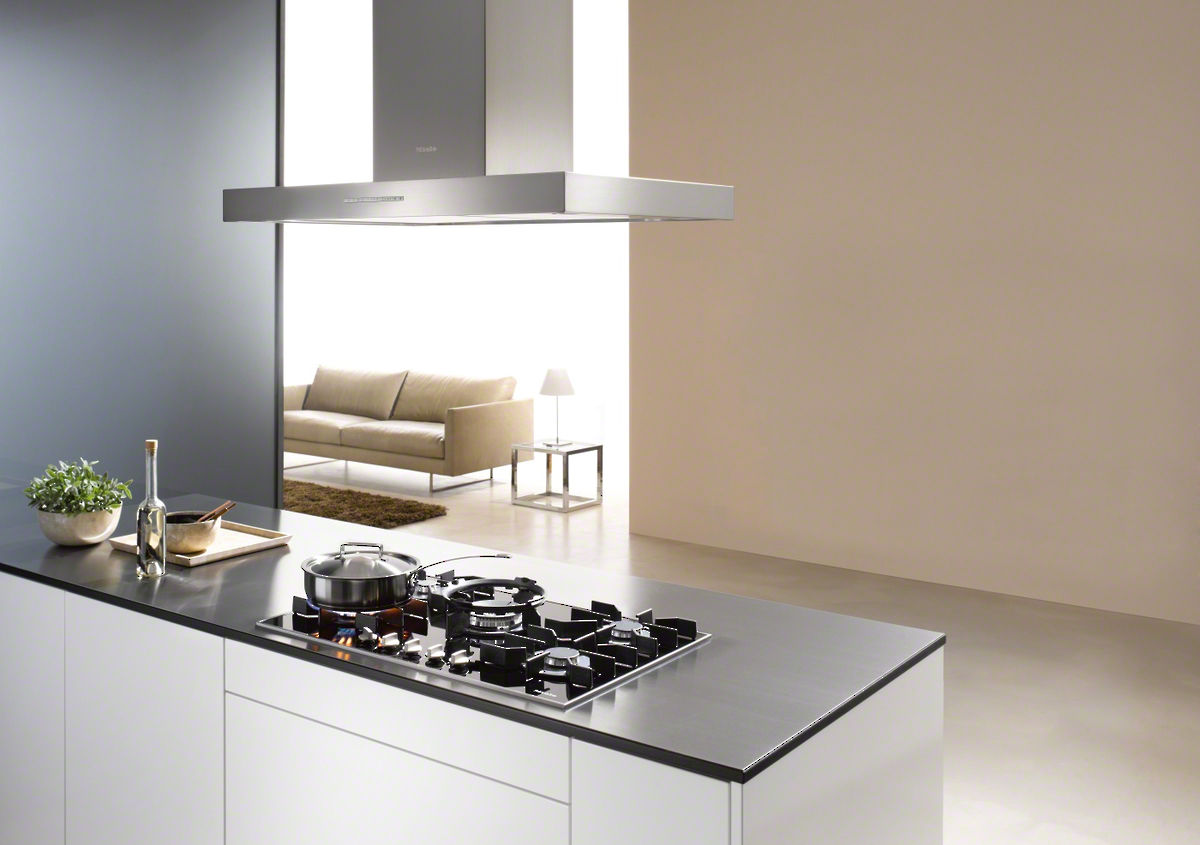 Miele KM 3034 Gas cooktop -> Plyta Gazowa Mastercook Safety Control